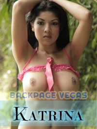 Katrina is your ticket to fun and excitement in Las Vegas.
