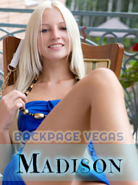 Madison looks so sweet, but she's a top escort Vegas has to offer.
