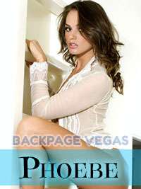 Phoebe is one of the best Las Vegas escort Backpage has to offer.